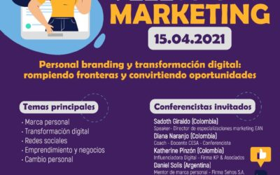 VIII Foro de Marketing – Universidad Santo Tomás